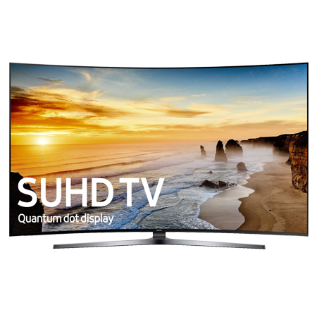 SAMSUNG UE88KS9800, 88 Series 9 Ultra HD 4K SUHD Smart Curved LED TV with Quantum dot display