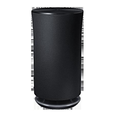 SAMSUNG WAM5500, R5 Wireless 360 degree Multiroom Speaker with Bluetooth..Ex-Display Model