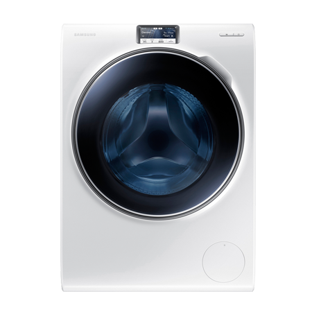 SAMSUNG WW10H9600EW, 10kg 1600rpm freestanding Washing Machine in white and with A+++ energy rating