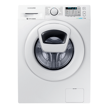SAMSUNG WW70K5413WW, Freestanding 7kg 1400rpm AddWash  Washing Machine with A+++ Energy Rating.Ex-Display