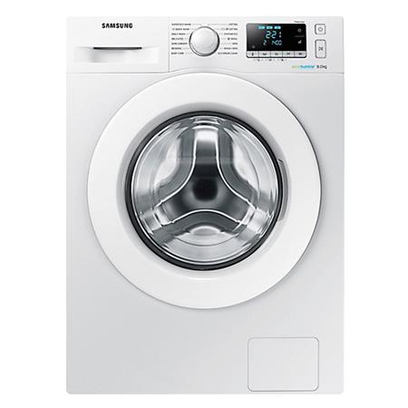 SAMSUNG WW80J5556MW, 8kg Washing Machine with 1400 RPM Spin Speed
