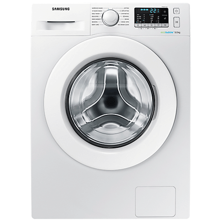 SAMSUNG WW90J5455MW, 9kg Washing Machine with A+++ Energy rating & 1400 RPM Spin speed