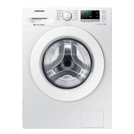 "SAMSUNG WW90J5456MW, 9Kg Washing Machine with 1400 rpm - White - A+++ Rated & ecobubbleâ""¢.Ex-Display Model"