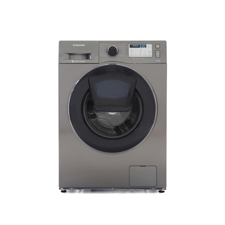 SAMSUNG WW90K5413UX, 9kg Washing Machine with AddWash, A+++ Energy Rating, 1400rpm Spin, Graphite