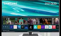 offer SAMSUNG QE75Q80A