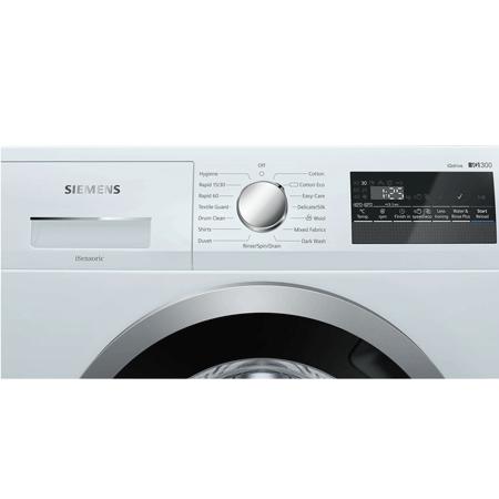 Siemens Wt45n201gb 8kg Condenser Tumble Dryer B Rated