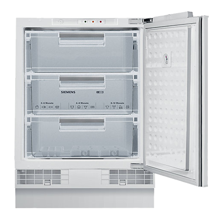 SIEMENS GU15DA50GB, iQ100 Built-Under Freezer with A+ Energy Rating