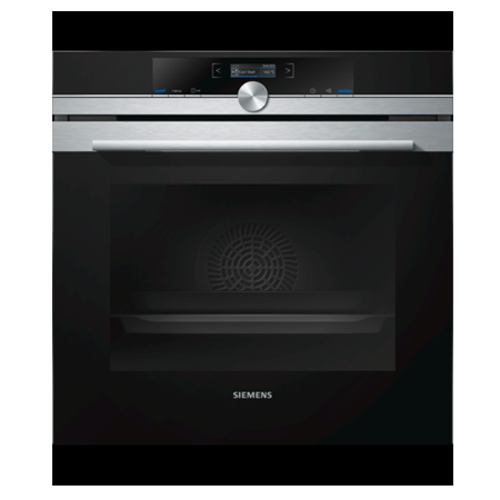 SIEMENS HB672GBS1B, iQ700 Multifunction Electric Oven Stainless Steel