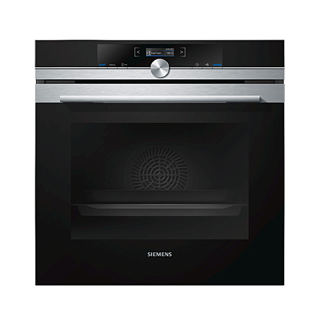 siemens hb675gbs1b multifunction fan assisted electric single oven. Black Bedroom Furniture Sets. Home Design Ideas