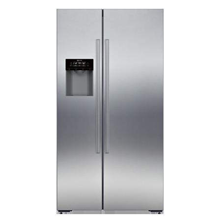 SIEMENS KA90DVI20G, US Style Side by Side Fridge Freezer A+ Energy Rating