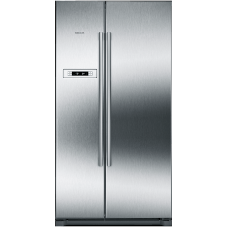 SIEMENS KA90NVI20G, US Style Side by Side Fridge Freezer.