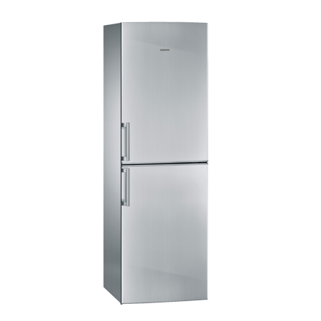 SIEMENS KG34NVL24G, Freestanding ExtraKlasse Frost Free Fridge Freezer with A+ Energy Rating - Stainless Steel