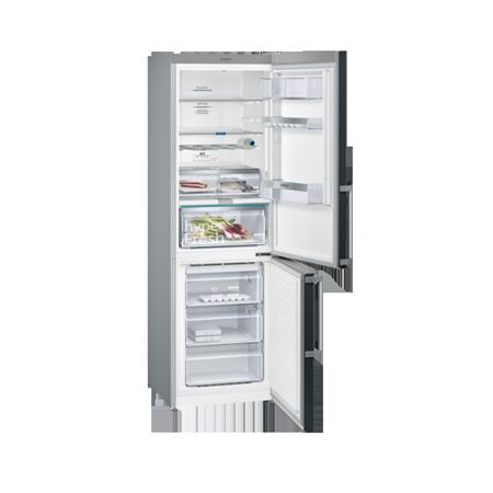 SIEMENS KG36NAB35G, 60cm Fridge Freezer A++ Energy Rating in Black