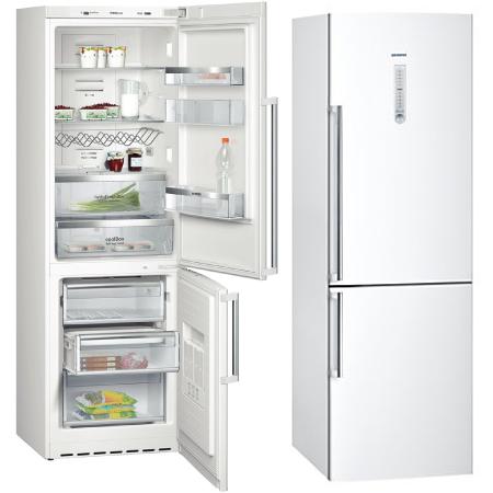 Delightful SIEMENS KG36NH10GB, IQ 500 Range Fridge Freezer Good Looking