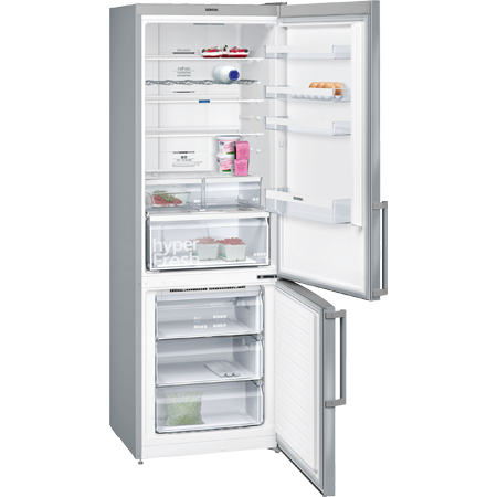 SIEMENS KG49NXI30, 60/40 Frost Free Fridge Freezer - Stainless Steel Effect - A++ Rated