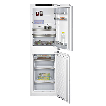 SIEMENS KI85NAD30G, iQ500 Built-In Frost Free Fridge Freezer with A++ Energy Rating