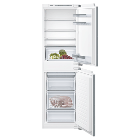 SIEMENS KI85VVF30G, iQ300 Built-In 50/50 Low Frost Fridge Freezer