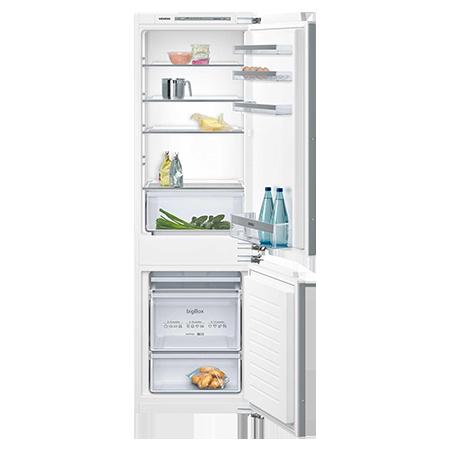 SIEMENS KI86VVF30G, iQ300 Built-In Low Frost Fridge Freezer