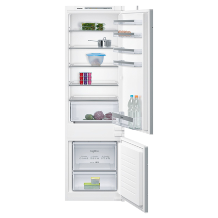 SIEMENS KI87VVS30G, iQ300 Built-In Low Frost Fridge Freezer