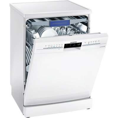 SIEMENS SN236W00MG, 60cm iQ300 Freestanding Dishwasher with A++ Energy Rating
