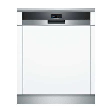 SIEMENS SN578S00TG, iQ700 Semi-Integrated 60cm Dishwasher Stainless Steel