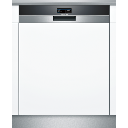 SIEMENS SN578S36TE, Semi Integrated Dishwasher with 13 place settings  and A+++ Energy Rating