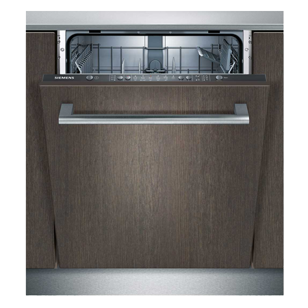 SIEMENS SN66D000GB, iQ300 Built-In 60cm Dishwasher with 12 place settings. A+ Energy Rating - Black