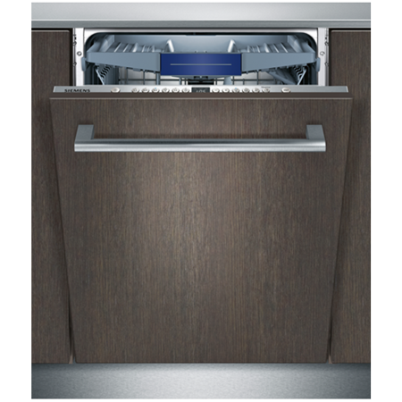 SIEMENS SX736X03ME, Integrated Dishwasher with 14 Place Settings and A++ Energy Rating