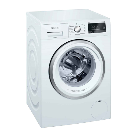 SIEMENS WM14T391GB, 8kg Front loading automatic washing machine with 1400rpm and A+++ Energy Rating & 15 Programmes