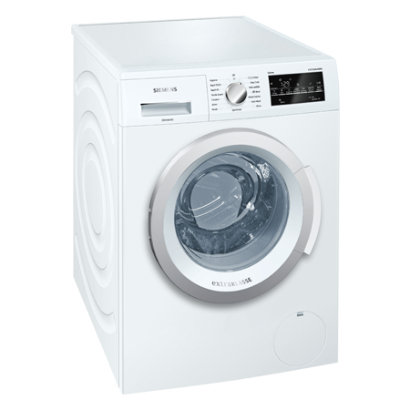 SIEMENS WM14T491GB, iQ500 9kg 1400rpm Washing Machine with A+++ Energy Rating - White. Ex-Display Model.