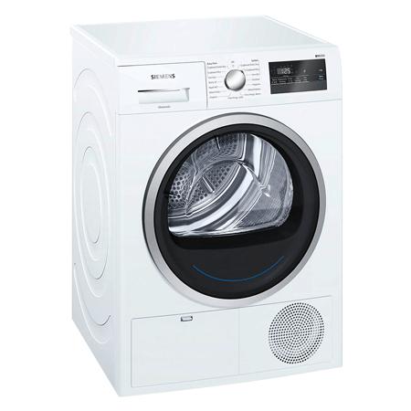 SIEMENS WT45N201GB, 8Kg Condenser Tumble Dryer B Rated