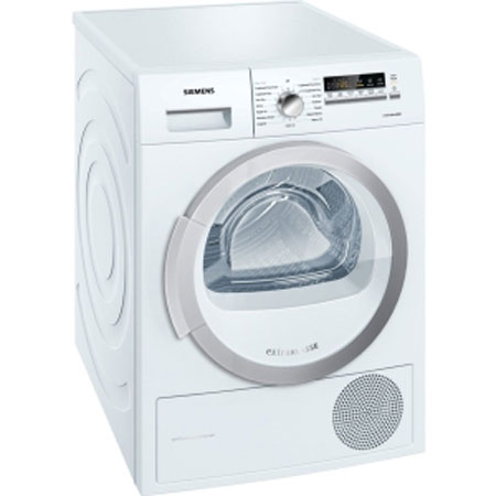 SIEMENS WT45W290GB, Freestanding ExtraKlasse 8kg Heat Pump Tumble Dryer