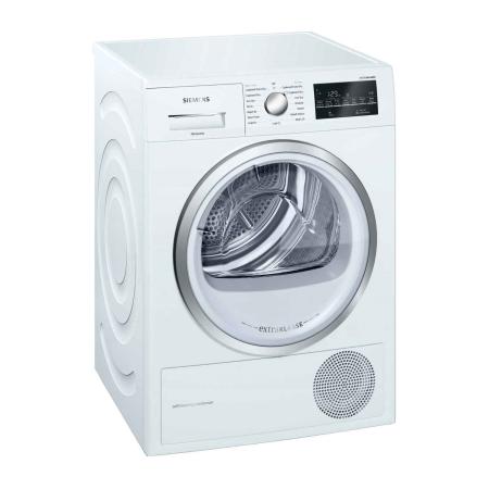 SIEMENS WT46W491GB, ExtraKlasse 9kg Heat Pump Condenser Dryer.Ex-Display Model