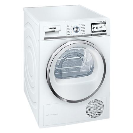 SIEMENS WT4HY790GB, 9kg Condenser Dryer