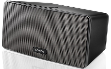 SONOS PLAY3UK1BLK, Wireless Music System.Ex-Display