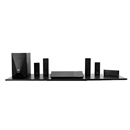 SONY BDVN5200WB, 5.1ch 3D Blu-Ray Disc/DVD Home Cinema System.