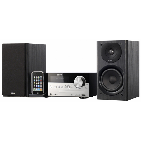 SONY CMTMX750NI, Micro Hi-Fi with iPod Dock