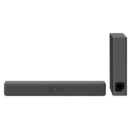 SONY HTMT500, 2.1 Ch Compact Soundbar with Bluetooth & Ultra Slim Wireless Sub