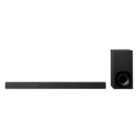 SONY HTZF9, Bluetooth 3.1 Soundbar. Rear speakers optional SA-Z9R not included in box