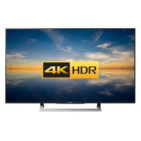 SONY KD43XD8099BU, 43 Smart LED Ultra HD 4K Android TV.  Ex-Display Model