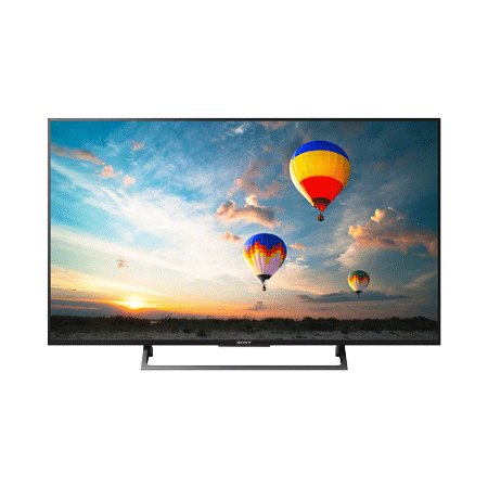 SONY KD43XE8005BU, 43 Ultra HD Smart 4K LED TV with Motionflow XR 200 Hz Freeview HD & Built-in Wi-Fi