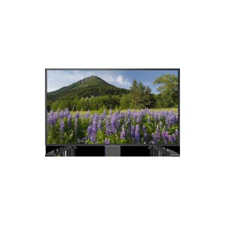 SONY KD43XF7003BU, 43 Smart UHD 4k LED TV Black with Freeview HD