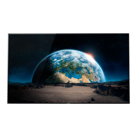 SONY KD55A1BU, 55 inch OLED 4K HDR Ultra HD Smart Android TV with Freeview HD, YouView & Built-in Wi-Fi.Ex-Display Model