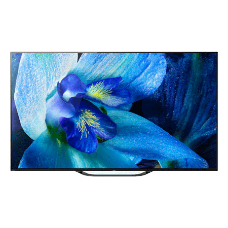 SONY KD55AG8BU, 55 inch Ultra HD 4K OLED TV Black with Freeview