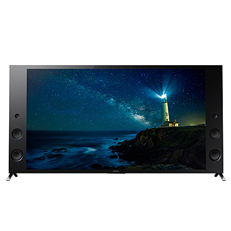 SONY KD55X9305CBU, 55 Smart 3D LED Ultra HD 4K Android TV with 1200 Hz Motionflow XR, Triluminos display & X1 X-Reality PRO, Freeview HD and Built-in Wi-Fi. Ex-Display Model.