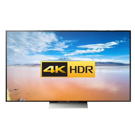 SONY KD55XD8005BU, 55 Smart LED Ultra HD 4K Android TV. Ex-Display Model