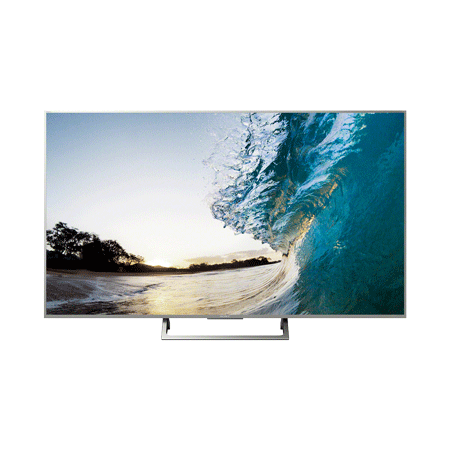 SONY KD55XE8577SU, 55 Smart UHD 4k LED TV with Freeview in Silver