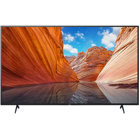 SONY KD65X81JU, 65 inch Ultra HD 4K Smart Bravia LED TV with Freeview