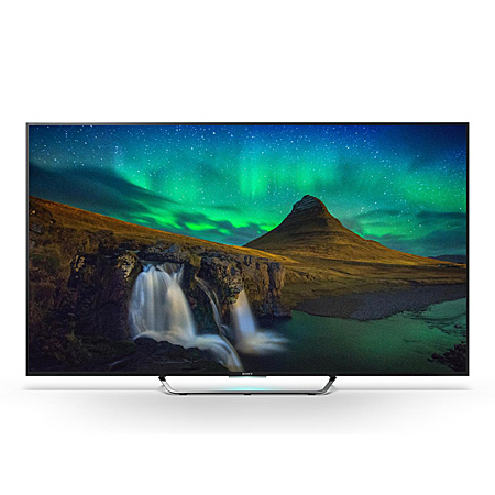 SONY KD65X8509CBU, 65 Smart 3D LED Ultra HD 4K Android TV with 1000 Hz Motionflow XR, Triluminos display & X1 X-Reality PRO, Freeview HD and Built-in Wi-Fi. Ex-Display Model