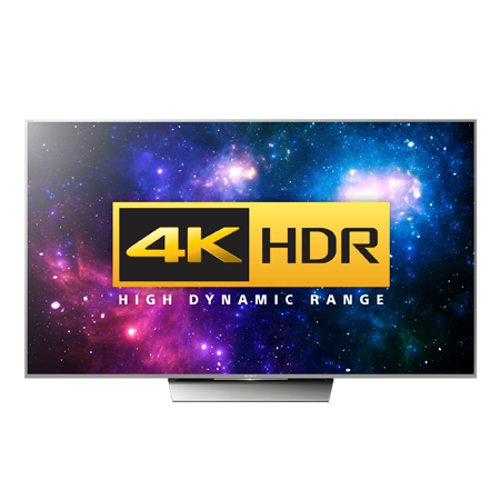 SONY KD65XD8577SU, 65 Smart LED Ultra HD 4K Android TV with 1000 Hz Processing Rate, 4K HDR, Built-in WiFi & Freeview HD in Silver